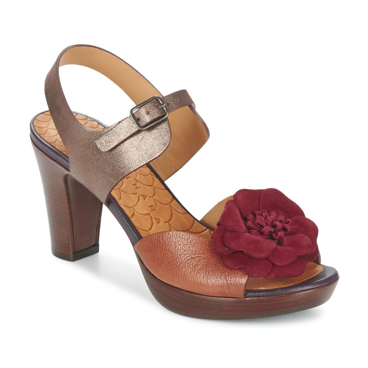 Sandale Chie Mihara JELIO Bordeaux
