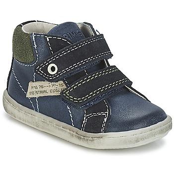 Chaussures Garçon Boots Primigi CHRIS Bleu