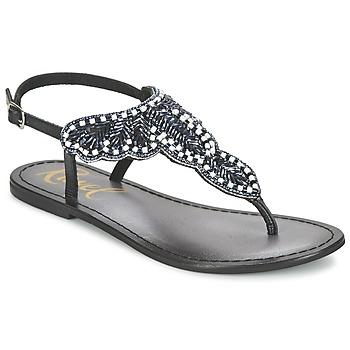 Chaussures Femme Sandales et Nu-pieds Ravel LANGLOIS Noir