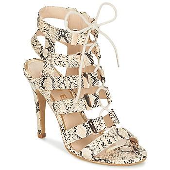 Chaussures Femme Sandales et Nu-pieds Ravel OMAK Beige python