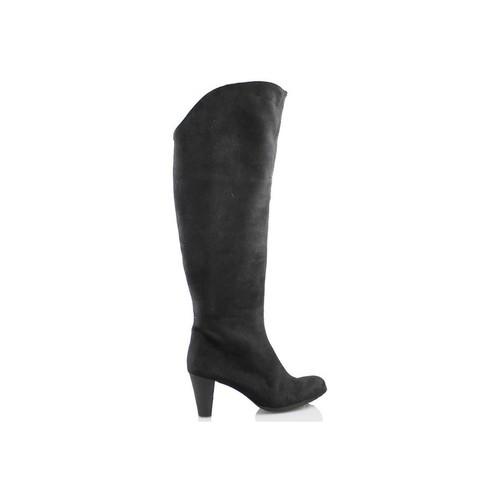 Chaussures Femme Bottes ville Elia Bruni MICRO NOIR