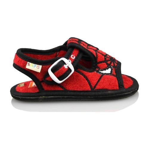 Chaussures Garçon Chaussons bébés Ralfis SPIDERMAN ROUGE