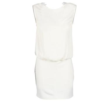 Vêtements Femme Robes courtes Le Temps des Cerises SHEILA Blanc