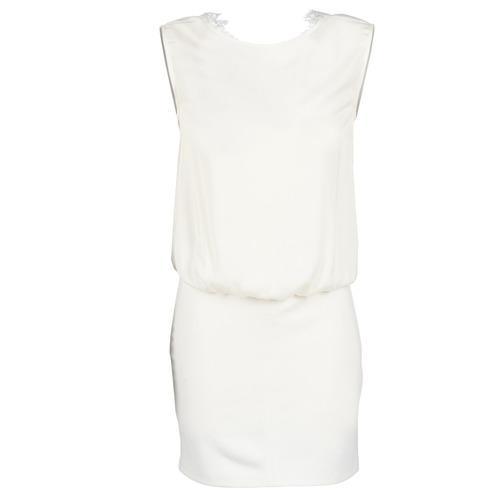 Robes Le Temps des Cerises SHEILA Blanc 350x350