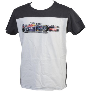 T-shirts manches courtes Pepe jeans Vehicle grey mc tee jr