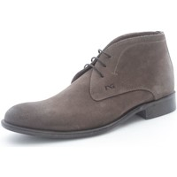 Chaussures Homme Derbies Nero Giardini A302101U Chaussures de ville Homme Verdegris Verdegris