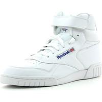Chaussures Homme Baskets montantes Reebok Sport Exo Fit Hi Blanc