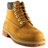 Chaussures Homme Boots Timberland 6IN PREM WHEAT Beige