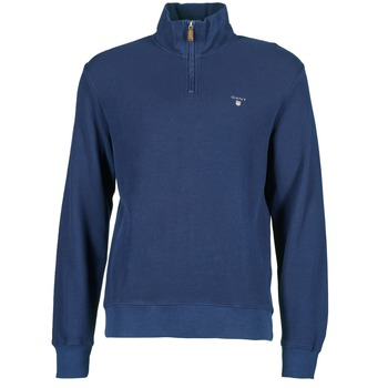 Vêtements Homme Pulls Gant HONEYCOMB SWEAT Marine