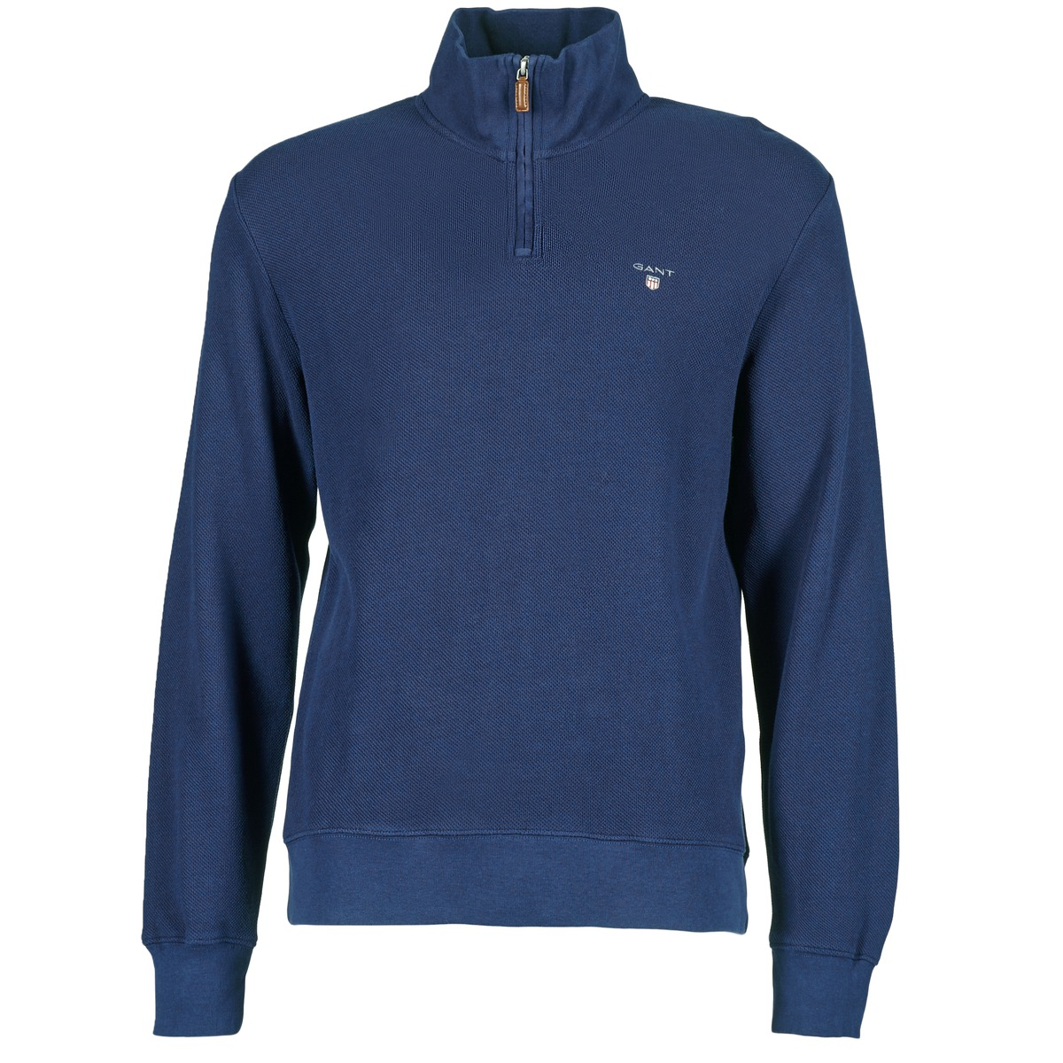 Gant HONEYCOMB SWEAT Marine