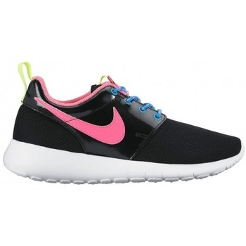 Chaussures Enfant Baskets mode Nike Baskets  Roshe One - Baskets Enfants (GS) - 599729-011 Noir