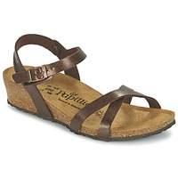 Chaussures Femme Sandales et Nu-pieds Papillio ALYSSA Marron Nacré
