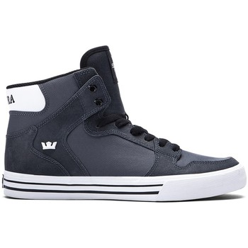 Baskets montantes Supra Chaussures  Vaider Charcoal h15 -
