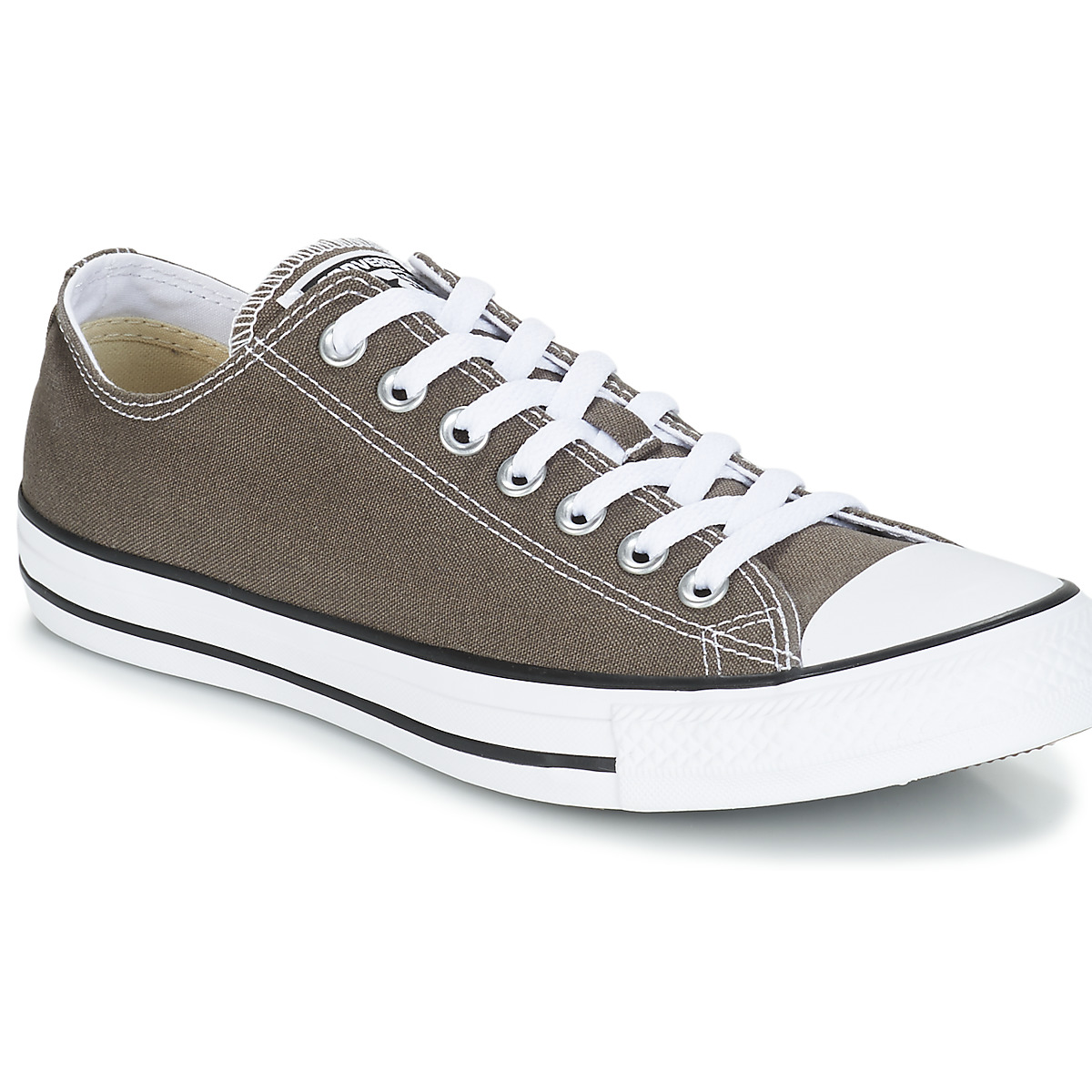 dacbbbf173c4c Chaussures Baskets basses Converse CHUCK TAYLOR ALL STAR CORE OX Anthracite