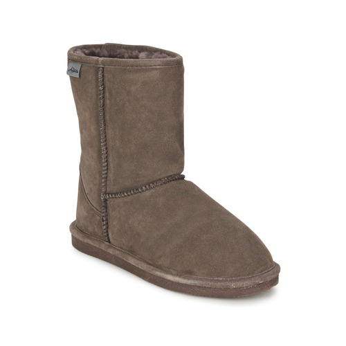Chaussures Femme Boots Axelda BONKOLO Gris
