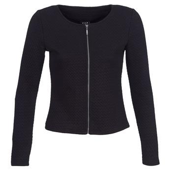 c5d98632c514 Vêtements Femme Vestes   Blazers Vila VINAJA Noir