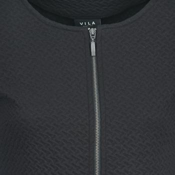 Vêtements Femme Noir Vila VestesBlazers Vinaja mNO8wn0v