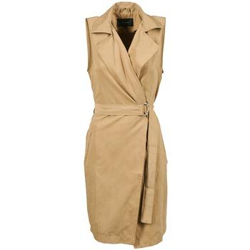 Vêtements Femme Trenchs Vila VIEMMELY Beige