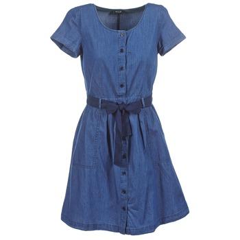 Vêtements Femme Robes courtes Vila VIKARI Bleu médium