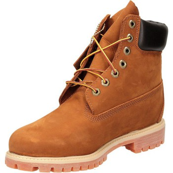 Chaussures Homme Boots Timberland TIMB.AF 6IN PREM BT orange