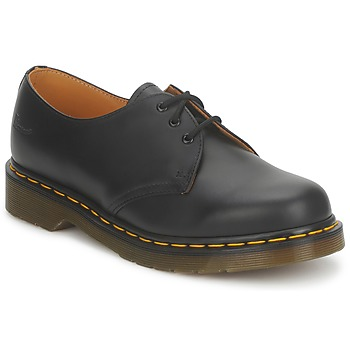 dr martens 1461 59 noir livraison gratuite avec chaussures derbies 119 20. Black Bedroom Furniture Sets. Home Design Ideas