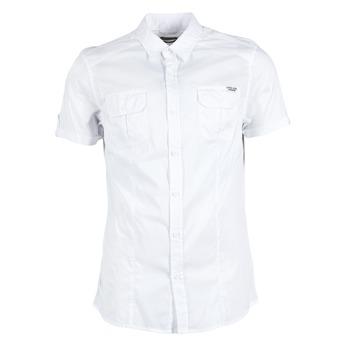 Chemises Kaporal FARC Blanc 350x350