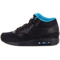 Chaussures Homme Baskets montantes Nike Air Max 1 Mid Noir