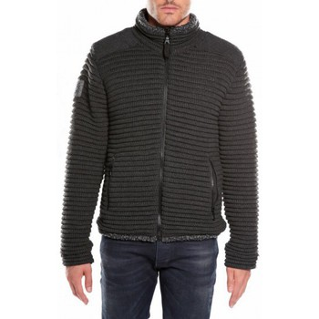 Vêtements Homme Pulls Deeluxe PULL TRAGEDY gris