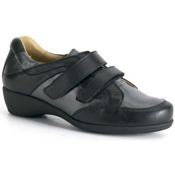 Derbies Calzamedi double confortable velcro