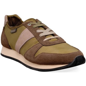 Chaussures Homme Baskets basses People'Swalk Race Vert