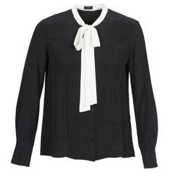 Vêtements Femme Chemises / Chemisiers Joseph VICTOIRE Noir
