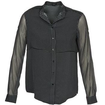 Vêtements Femme Chemises / Chemisiers Joseph PRINCIPE Noir
