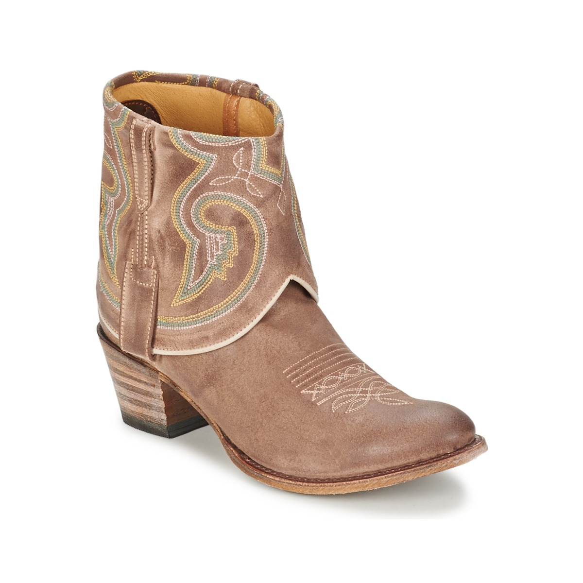 Sendra boots 11011 TAUPE