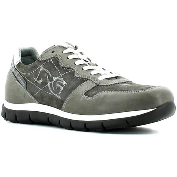Chaussures Homme Baskets basses Nero Giardini A503720U Sneakers Man Gris Gris