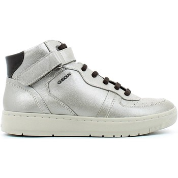 Chaussures Femme Baskets montantes Geox D540PA 0AKFC Sneakers Femmes Piombo Piombo