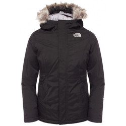 Parkas The North Face Parka  Greenland Junior Fille (Noir) - Ref. T0CRV3JK3