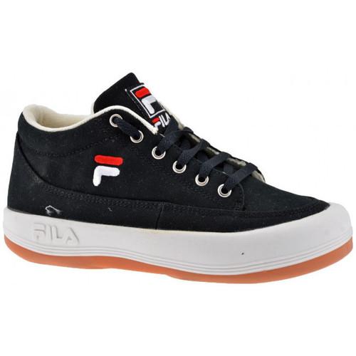 Chaussures Homme Baskets montantes Fila MiRouletteBasketsmontantesBasketsmontantes Baskets montantes Noir