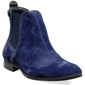 Chaussures Homme Boots Dillinger Jerry Bleu