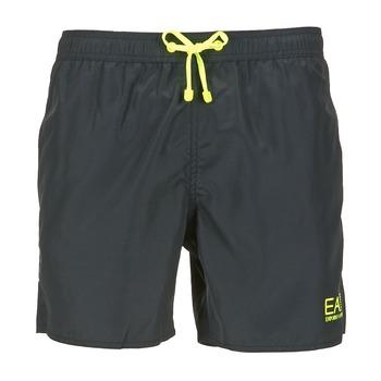 Vêtements Homme Maillots / Shorts de bain Emporio Armani EA7 BOXER BEACHWEAR Noir