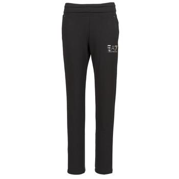 Vêtements Femme Pantalons de survêtement Emporio Armani EA7 MOKALIO Noir