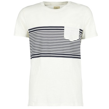 T-shirts & Polos Selected LIAM Blanc 350x350