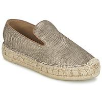 Chaussures Femme Slip ons Ash XEM Doré