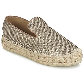 Chaussures Femme Slips on Ash XEM Doré