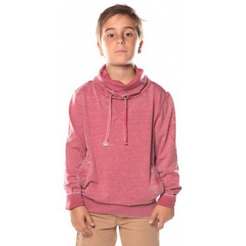 Vêtements Garçon Sweats Deeluxe SWEAT TROPHY rouge