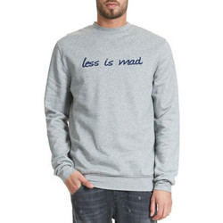 Vêtements Homme Sweats Maison Mad Sweat Shirt  Amad Gris Homme Gris