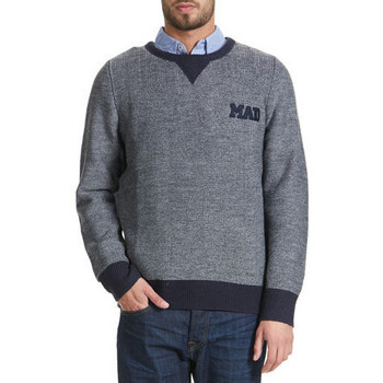 Vêtements Homme Pulls Maison Mad Pull  Asterix Anthracite Homme Anthracite