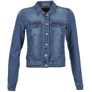 Vestes en jean Only NEW WESTA