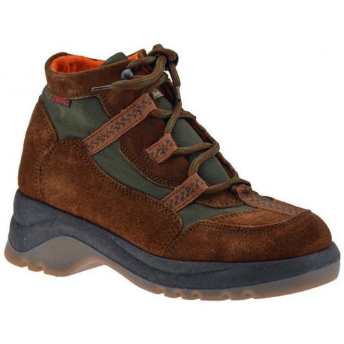Chaussures Fille Randonnée Fiorucci Outdoor Girl Casual montantes Marron