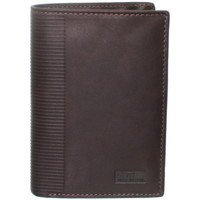 Sacs Homme Portefeuilles David William Portefeuille  en cuir ref_lhc38219-marron Marron