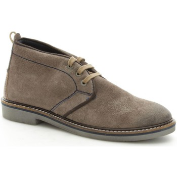 Chaussures Homme Boots Wrangler 132081  Homme Taupe Taupe